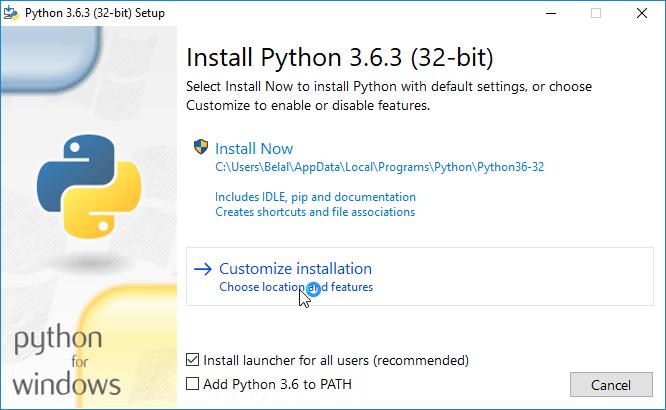 python django tutorial