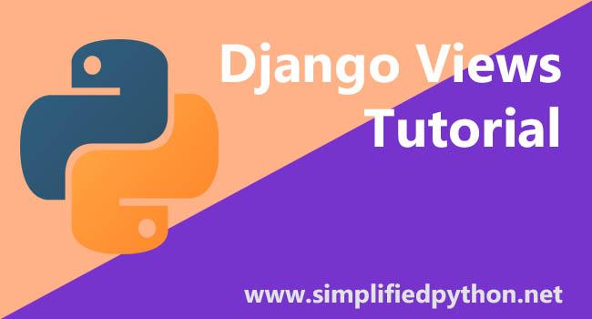 django views tutorial