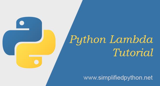 python lambda function