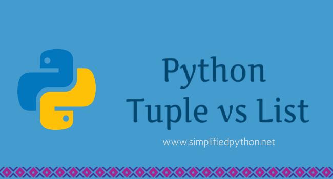 python tuple vs list