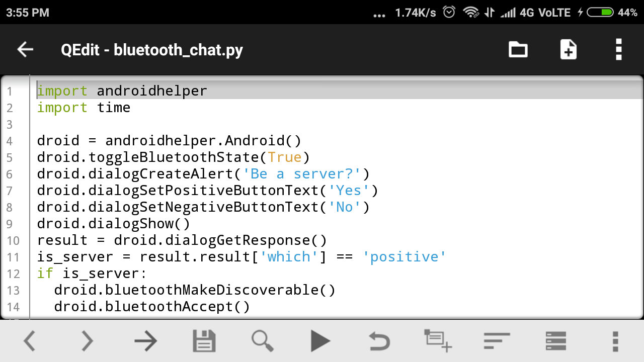 Run Python On Android